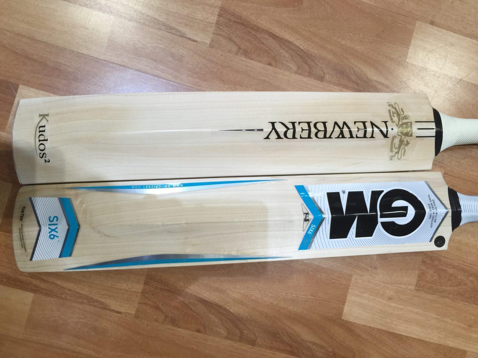 Cricket Bat Edge Size