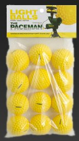 Paceman Light (Set of 12 Balls)