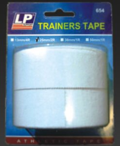 Trainers Tape