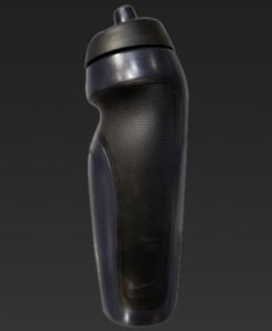 Nike Sport Water Bottle (Dark Obsidian)