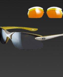 Sunwise Windrush - White/Yellow
