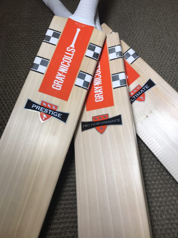 gray Nicolls classic collection cricket bats