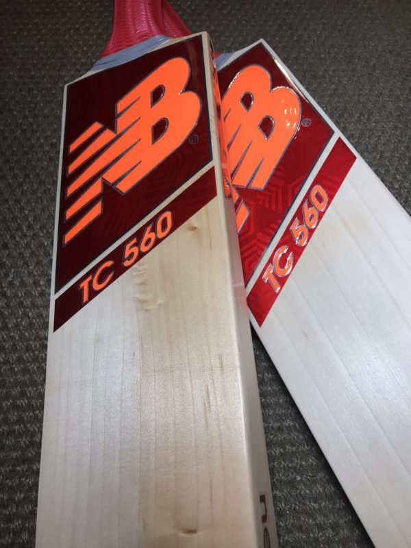 new balance tc cricket bats