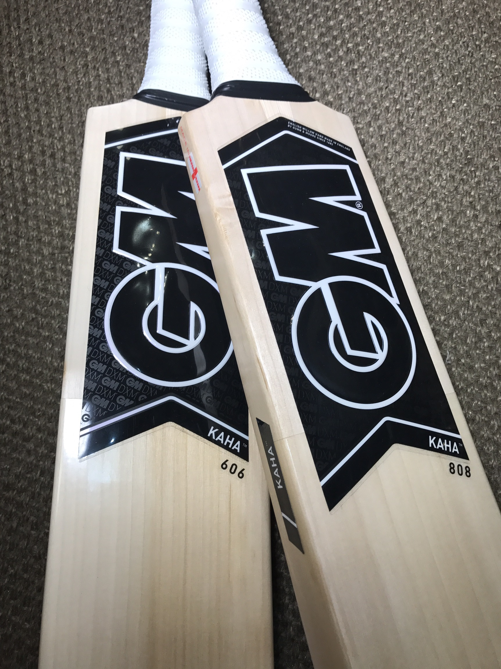 Gm kaha cricket bats are made from best quality english willow