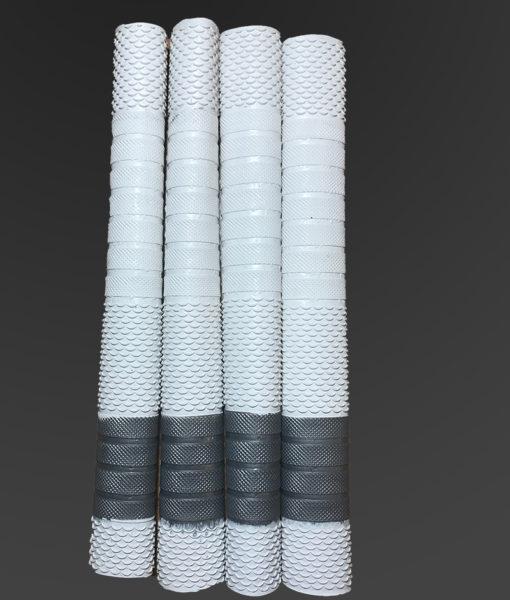 Penta Grip (White/Silver)