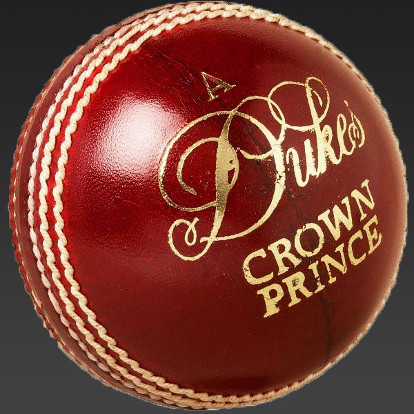 Dukes Crown Prince Cricket Ball