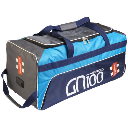 CHAL19Bag GN100 Wheelie Blue Front