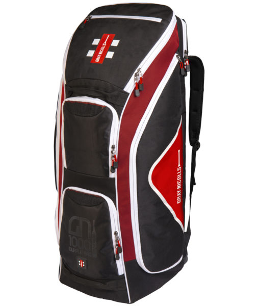 CHBC19Bag Duffle GN1000 Red Front