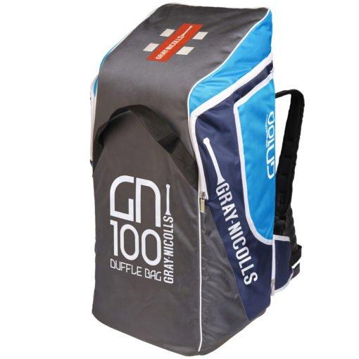 CHBI19Bag Duffle GN100 Blue Front