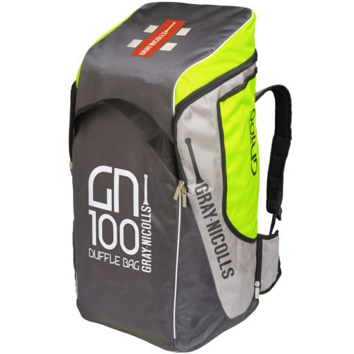 CHBI19Bag Duffle GN100 Volt Front