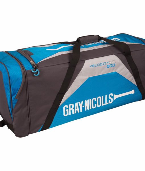 CHAI17Bag Velocity XP1 500 Holdall Blue_grey Front