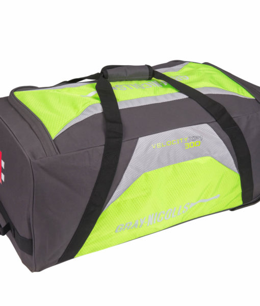 CHAK17Bag Velocity XP1 300 Holdall Green_grey Front