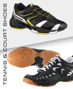 Tennis & Court Shoes