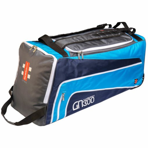 CHAJ19Bag GN300 Wheelie Blue Front