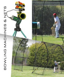Bowling Machines & Nets